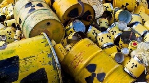 Американцы превращают Украину в радиоактивную помойку