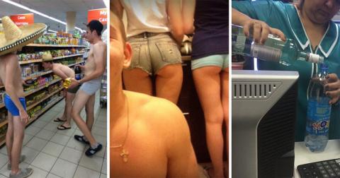 Вся правда о современных студенческих каникулах (20 фото)