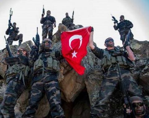 Курды попросили Россию опомощи