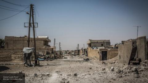 Международная коалиция США заявила, что не разрушала Ракку