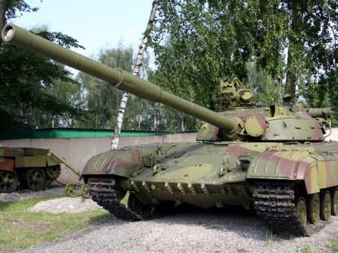 Как выбирали калибр для пушек российских танков