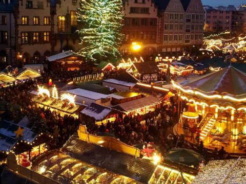 В Германии гигантская рождес…