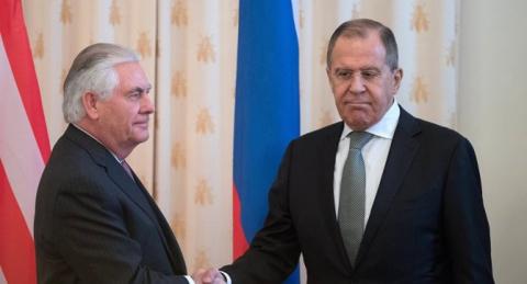 Киев начал спешно выполнять Минск-2 после встречи Лаврова и Тиллерсона