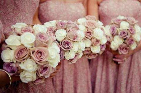 Пыльно-розовая весна - добав…