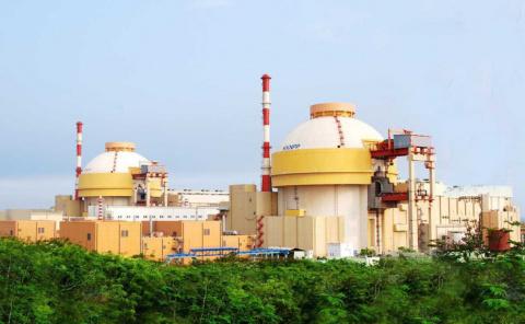 Индийский атомный регулятор выдал разрешение на начало строительства второй очереди АЭС Куданкулам