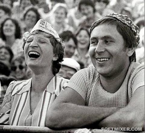 Над чем смеялись в СССР?