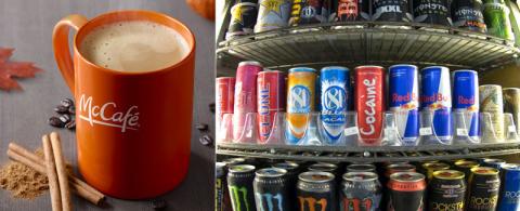 Подросток погиб после того как напился кофе и энергетических напитков