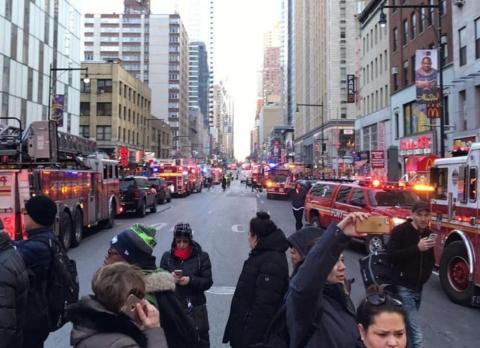Власти Нью-Йорка подтвердили…
