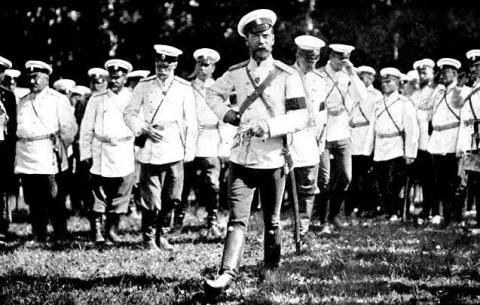 1913-й год. Расцвет Российск…