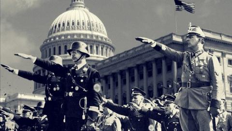 Четвертый Рейх. Американские политологи признали, что цель США — подавить «бунт» России для установления тотального либерального миропорядка