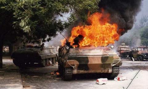 ВСУ отступают после разгрома в Донбассе. Ополчение заняло вражеские окопы