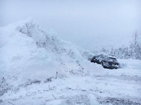 На Аляске зарегистрирован са…