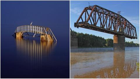 Мосты, с которыми что-то пош…