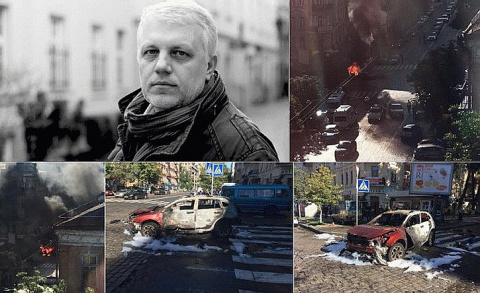 Убийство Шеремета раскрыто. Российского следа нет. Порошенко прикусил язык