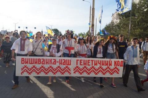 Украина как Русский мир в вышиванках