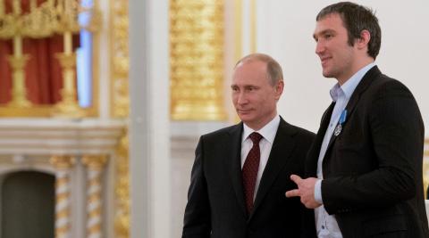 Путин отказался от бойкота О…