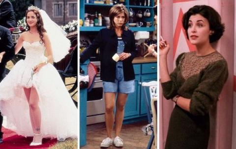 7 героинь из сериалов 90-х, …