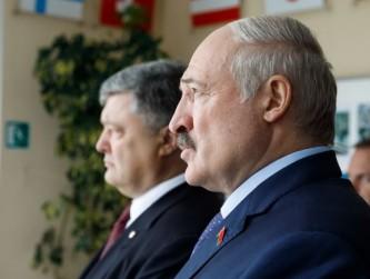 Украина ссорится с Белорусси…
