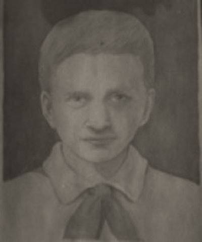 Подвиг пионера Лёни Засыпкина