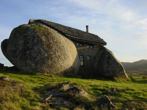 Фото самых необычных домов