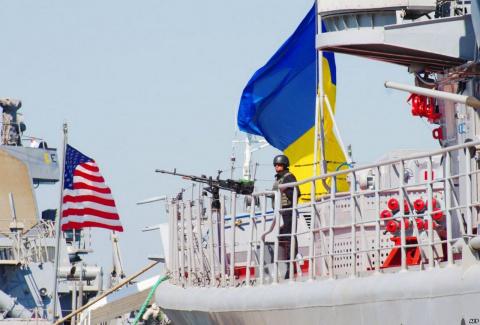 Пентагон на Украине и рядом с Крымом. Юрий Селиванов