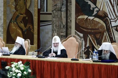 Послание Архиерейского Собора Православной Церкви