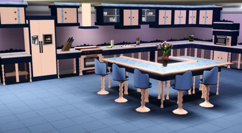 Мебель для кухни от Canelline