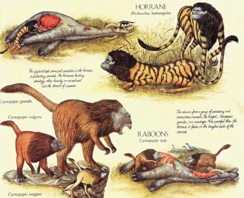 Спекулятивная эволюция: вперёд в прошлое. Научно-фантастические истории в сослагательном наклонении, которые помогают лучше понять эволюционные процессы.