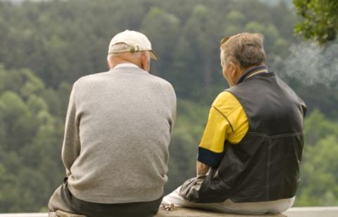 Рождественский сюрприз: Мужчины дружили 60 лет, пока не сделали ДНК-тест