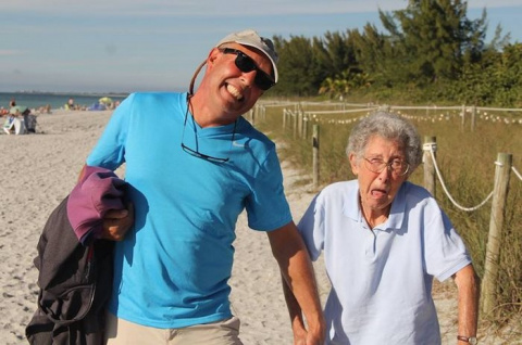 90-летняя женщина отказалась…
