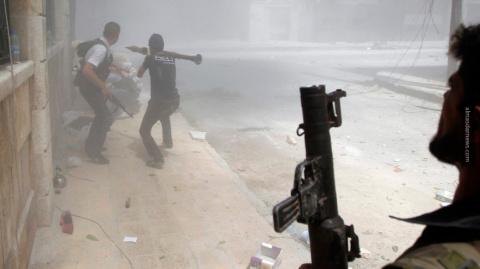 Армия Сирии разгромила опорн…
