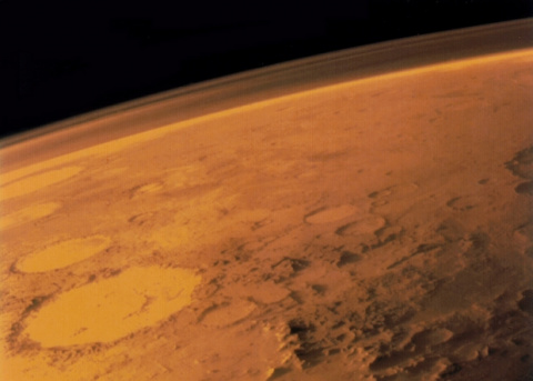 Плазма поможет марсианским колонистам в получении кислорода
