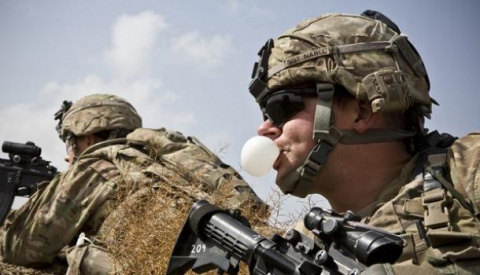 Бомбили долларами?: Пентагон…
