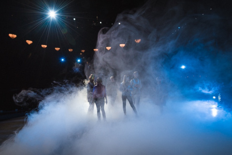 Мюзикл «Привидение» приглашает на мистический аудиотур «по ту сторону сцены»