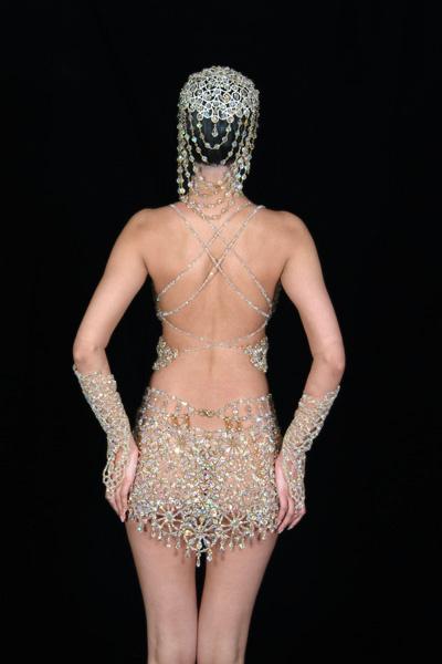 Gallery.ru / Фото #9 - Платья из бисера. .  Роскошные модели - katya035.