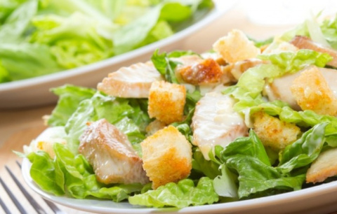 Популярные салаты в диетичес…