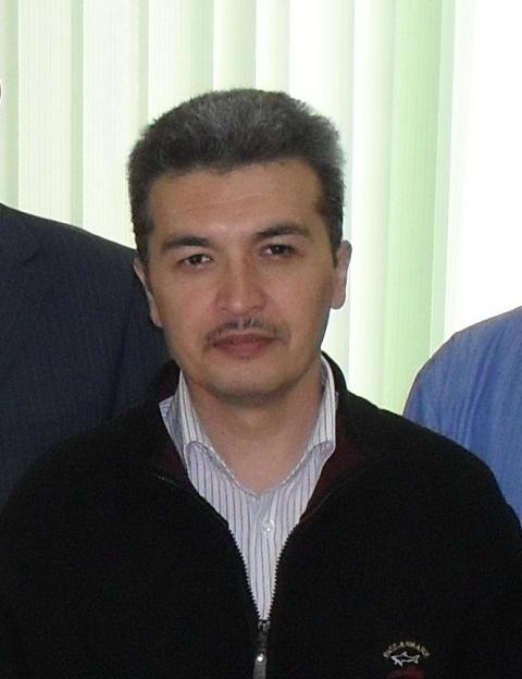 Нозим Мухамедов