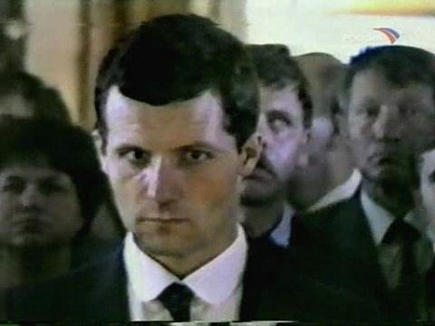 """Криминальный """"авторитет"""" и """"положенец"""" Сергей Шевкуненко (""""Шеф"""", он же """"Артист"""")"""