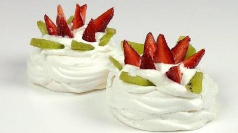 Изумительное пирожное «Анна Павлова»