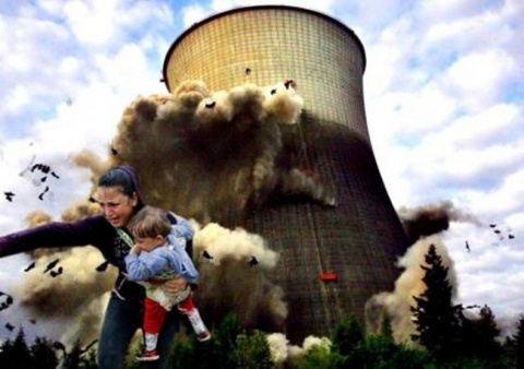 Украинские АЭС - удар ниже п…