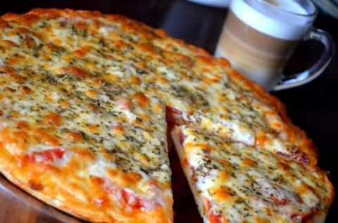 Попробовав однажды эту пиццу…