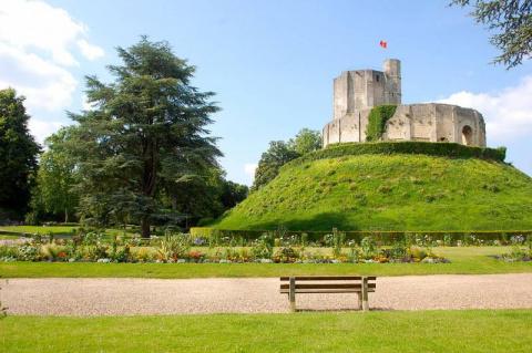 Сокровища тамплиеров: замок Жизор (часть вторая)