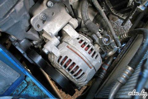 Как проверить генератор, не снимая его с машины?