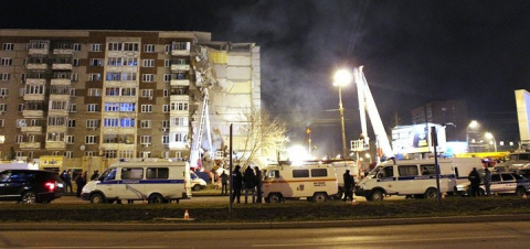 Госдума обяжет управляющие компании предотвращать взрывы газа в домах