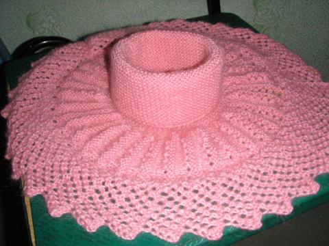 образцу плотность вязания