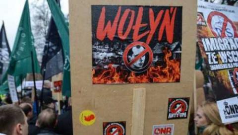 Волынская резня перестает быть делом Украины и Польши