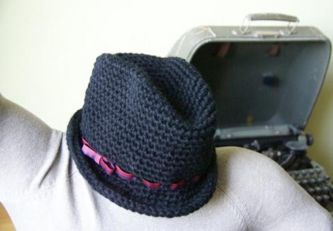 Хочу связать шляпу.
