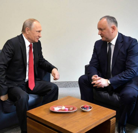 Рывок к России: глава Молдав…