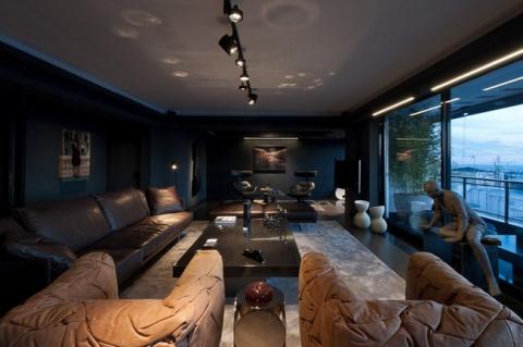 Изысканный дизайн интерьера …