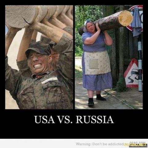 Почему победив СССР они никак не могут победить Россию?